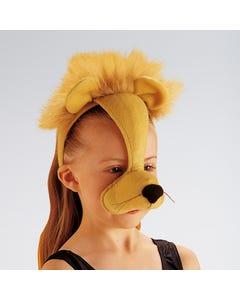 Tier-Haarband Löwe
