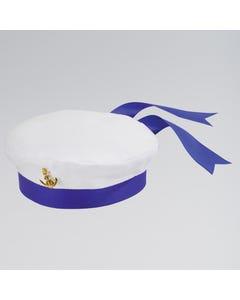 Matrosen-Hut mit Anker-Motiv