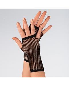 Fingerlose Netzhandschuhe