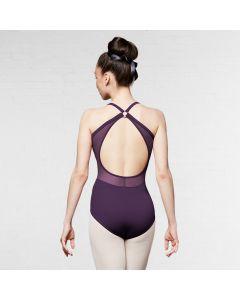 Bloch Sidra - Besticktes Trikot mit offenem Rücken