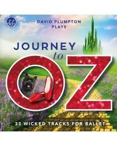 CD: David Plumpton plays Journey to Oz - 33 verhext gute Stücke für Ihren Ballett-Unterricht
