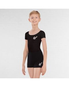 IDT Prep-Grade 2 Lockere Ballett Shorts für Jungen