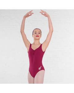 IDT Major Grades Female Ruched Front and Back Leotard
