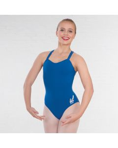 IDT Grades 3-5 Female Ballet Double Strap Cross Back Leotard