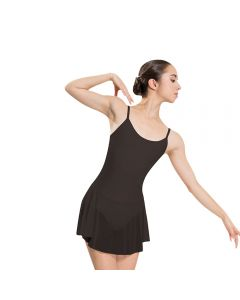 Tanztrikot mit Rock / Ballettkleid
