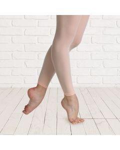 Nahtlose Strumpfhose ohne Fuß