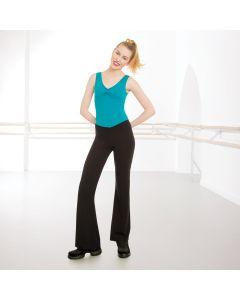 1st Position Value Jazzhose aus Baumwolle mit V-Bund
