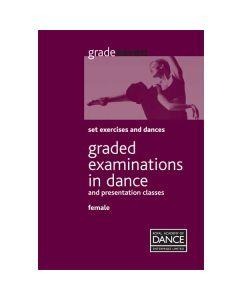 RAD Grade 7 Lehrplanbuch für Damen