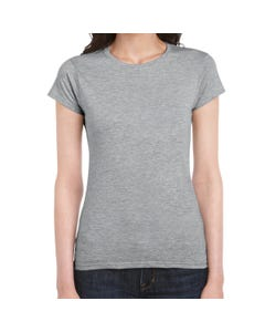 Gildan SoftStyle™ Ladies Fitted Ringspun T-Shirt