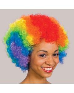 Afro-Perücke (verschiedene Farben)