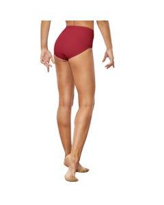 Hochgeschnittene Unterhose