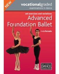 Advanced Foundation Syllabus-DVD Herren und Damen