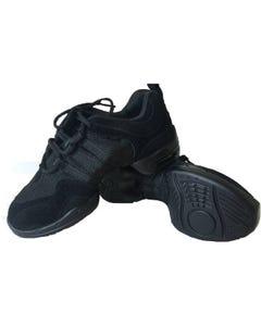 Sansha Tutto Nero Schwarze Sneaker