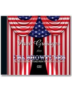 Paul Grainger USA Showtunes Volume 2 CD