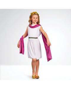 Preiswertes griechisches Gottheiten Kostüm - Kinder